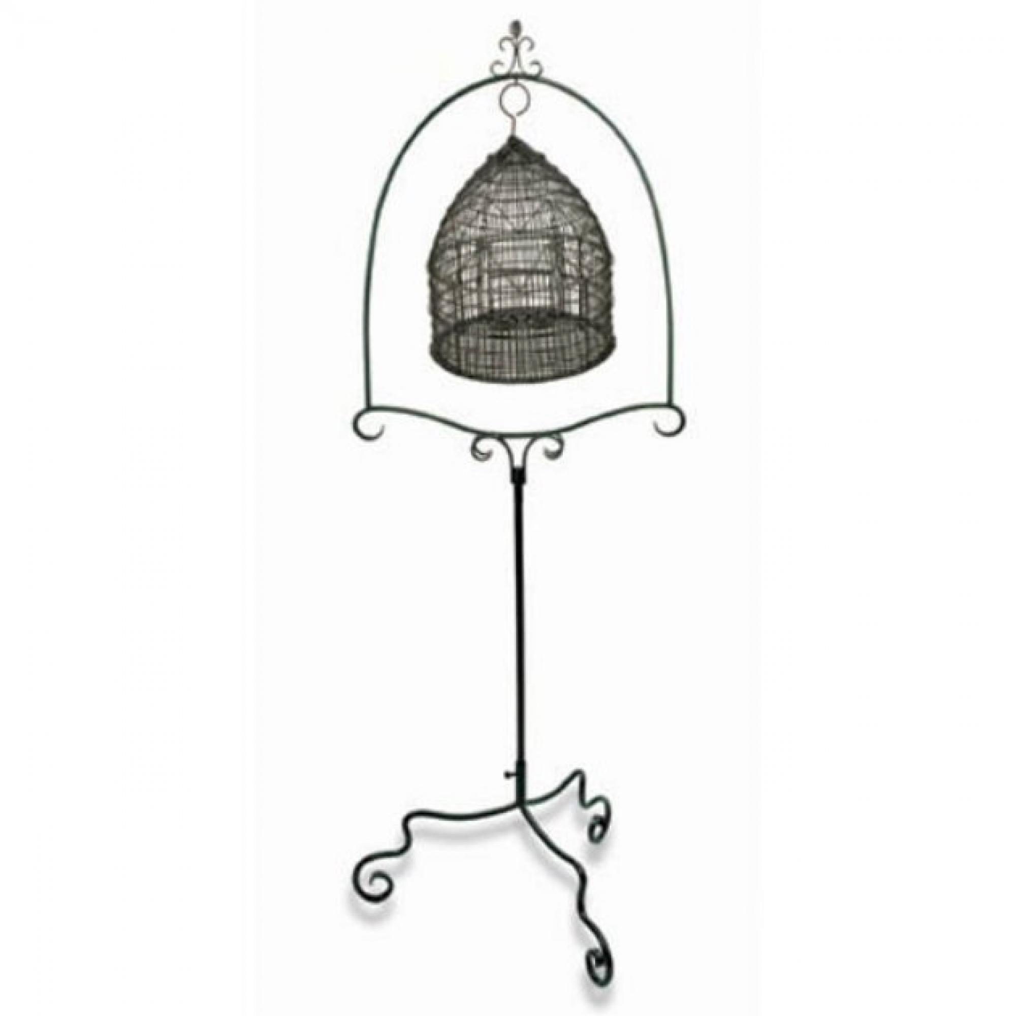 Park Avenue Bird Cage Stand