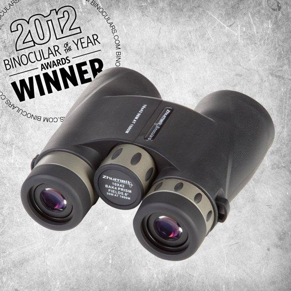 Zhumell 10x42mm Short Barrel Waterproof Binoculars