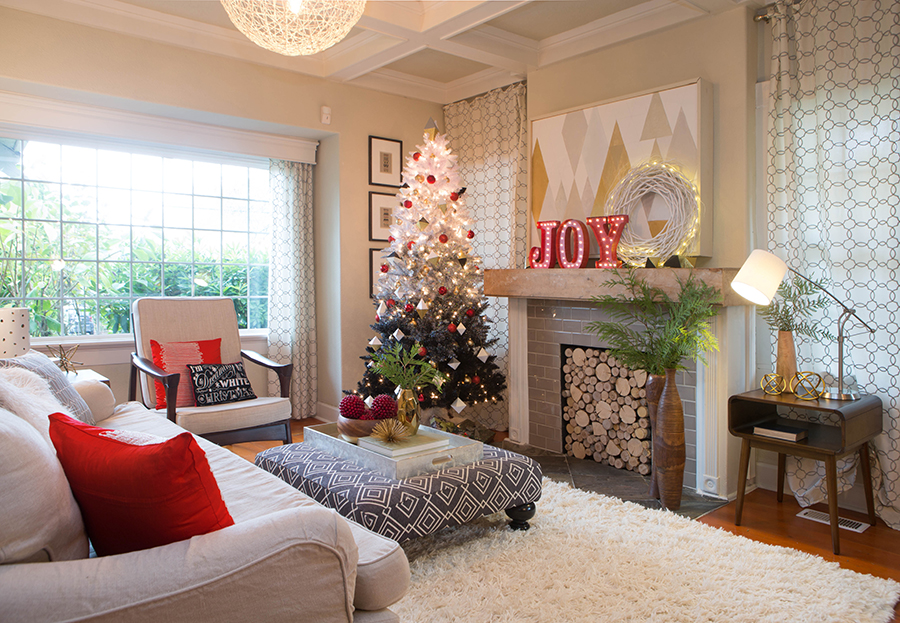 Merry Mid-Century Modern Christmas Decor | Hayneedle Blog