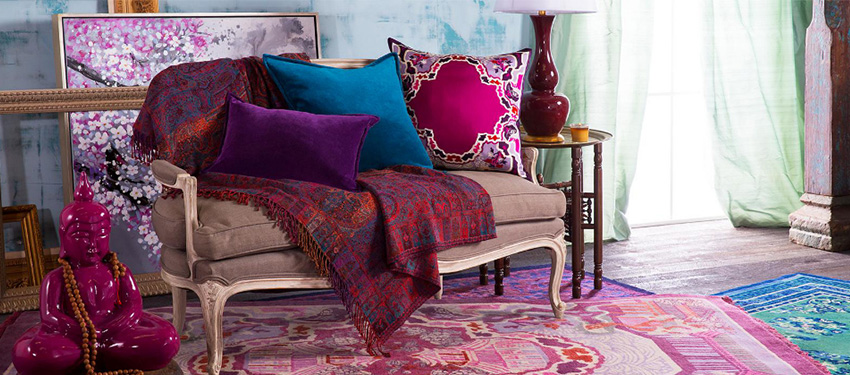 How To Create A Rich Bold Look With Jewel Tones Hayneedle