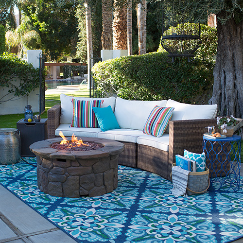 Outdoor Rug Buying Guide How To Choose The Best Rug For You Hayneedle