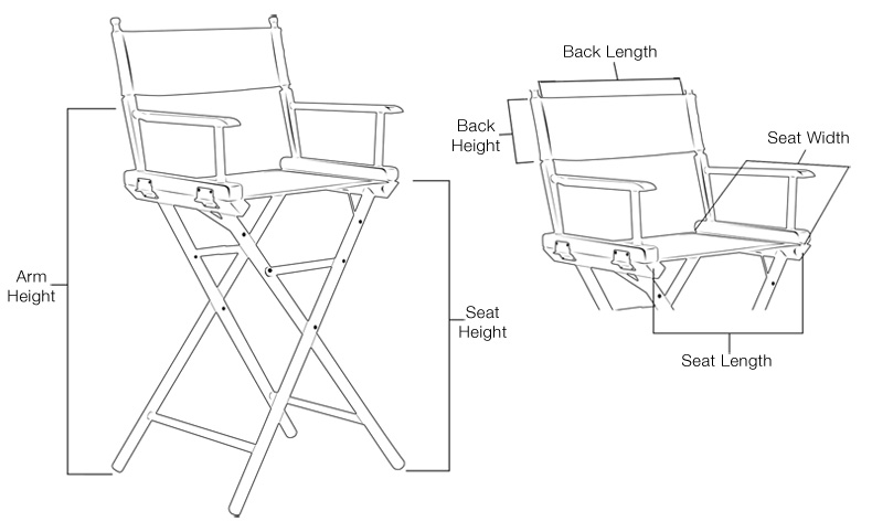 Directors Chairs Buying Guide - Hayneedle
