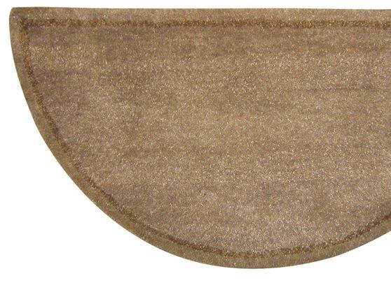 wool hearth rug