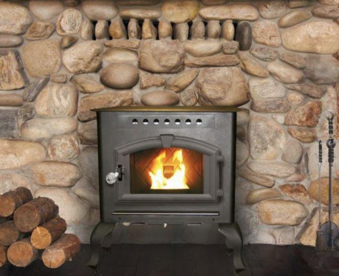 freestanding heating stove
