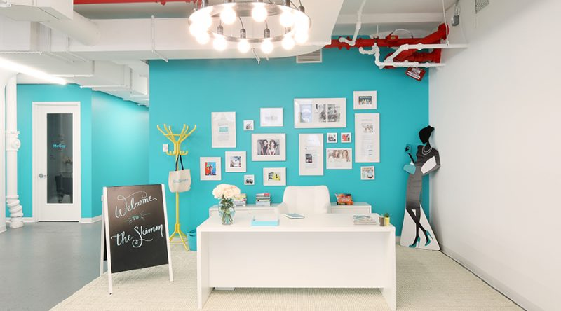 the skimm office space