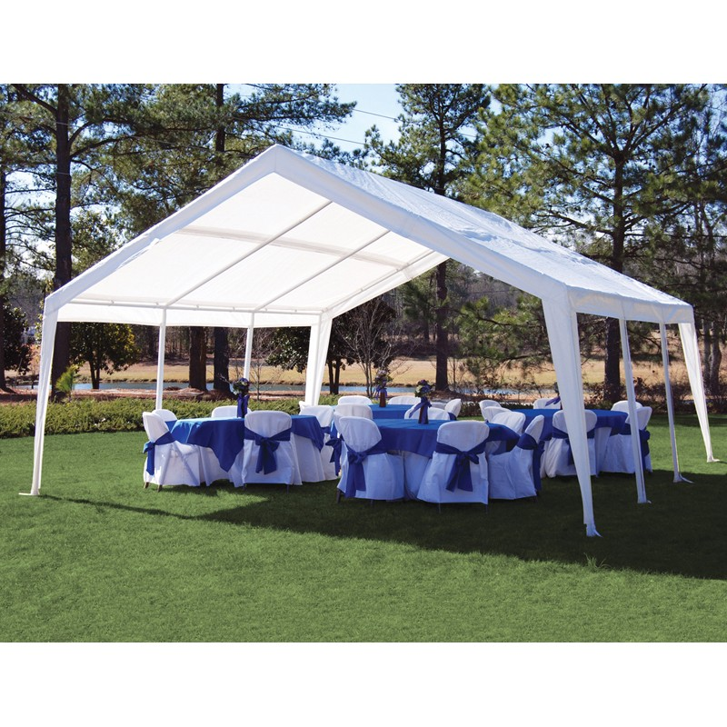 white party canopy