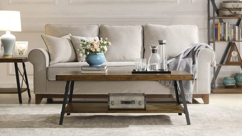Tips For Choosing The Right Size Coffee Table For Your Space Hayneedle