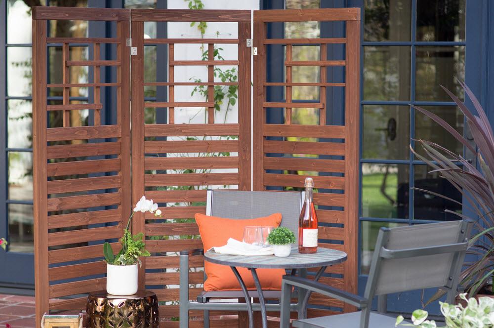 7 Outdoor Privacy Ideas for the Porch, Patio & Yard - Hayneedle