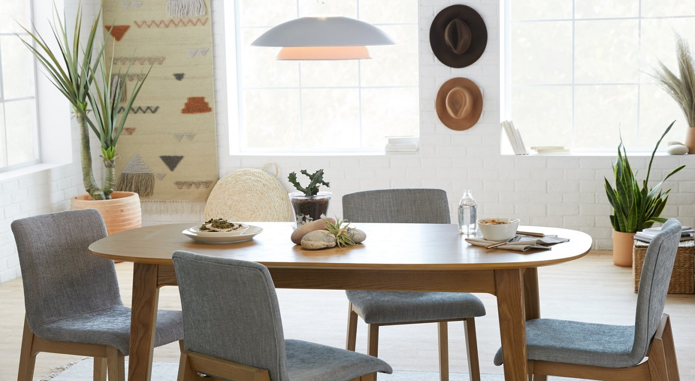 Stylish Decor Ideas For Your Empty Dining Room Wall Hayneedle